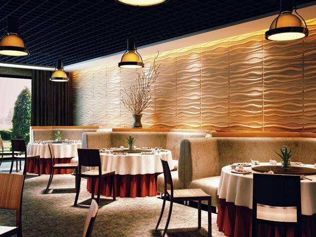 ضوابط طراحی رستوران ها
