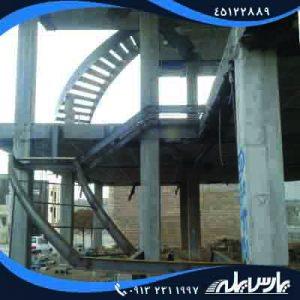 طراحی پله های خاص